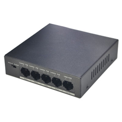 POE SWITCH 4 CỔNG PFS3005-4P-58